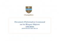 DICRIM 2021 Champdotre- maj du 28-01-2021